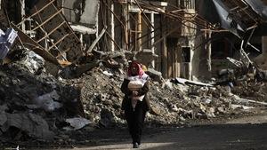 Mỹ lo xử Triều Tiên, Nga dập tên lửa ở Syria