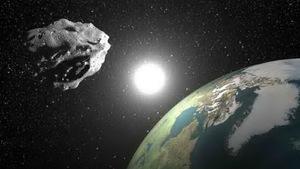 Tối nay tiểu hành tinh lớn nhất bay qua Trái đất