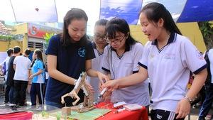 Hội chợ khoa học cho học sinh