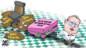 Cà phê chủ nhật: Kỷ luật quan chức về hưu, thực tiễn có đủ răn đe?