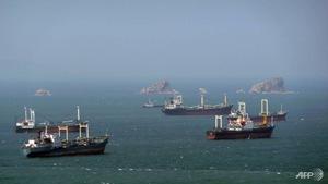 LHQ cấm cập cảng 4 tàu hàng vi phạm lệnh trừng phạt Triều Tiên