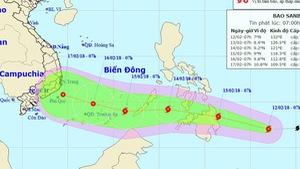TP.HCM lên phương án chống bão Sanba
