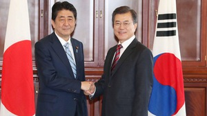 Nhật - Hàn thống nhất tiếp tục gây áp lực tối đa với Triều Tiên