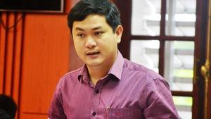 Quảng Nam xoá tên ông Lê Phước Hoài Bảo khỏi danh sách đảng viên