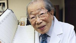 12 bí quyết trường thọ của bác sĩ Nhật Shigeaki Hinohara
