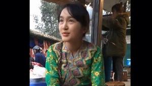 Video clip mỹ nữ Sa Pa 'hút hồn' cư dân mạng