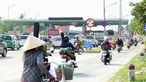Trạm BOT Rạch Miễu tuyên bố không thu phí nếu kẹt xe
