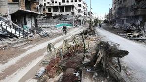 Chiến trường Syria: Nga - Mỹ đấu đầu, Iran thủ lợi