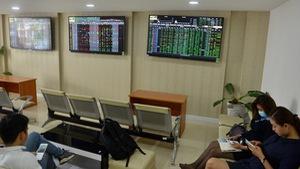 Cổ phiếu ngân hàng kéo thị trường chứng khoán đi xuống