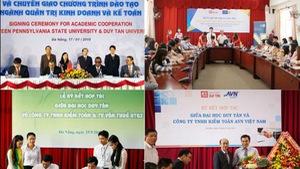 Đại học Duy Tân tuyển sinh ngành kế toán kiểm toán năm 2018