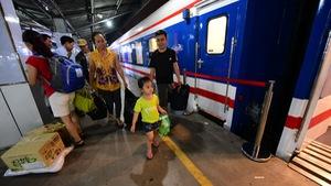 Hơn 13.000 vé tàu đi trong dịp lễ 30-4 và 1-5