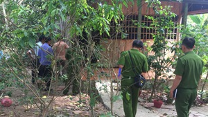 Bắt nghi phạm sát hại đôi vợ chồng ở Tiền Giang