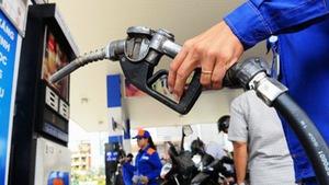 Giá xăng dầu giữ nguyên trong kỳ điều chỉnh mới
