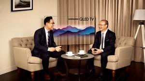 HLV Park Hang Seo làm đại sứ thương hiệu Samsung tại VN