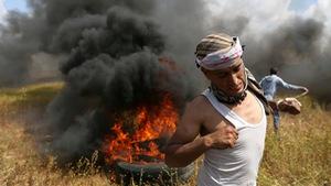 16 người Palestine thiệt mạng trong biểu tình tại Gaza