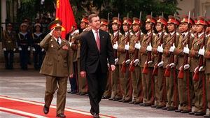 Chuyện giờ mới kể về hai chuyến thăm phá băng nghi kỵ Việt - Mỹ