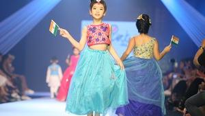 7 nhà thiết kế châu Á giới thiệu thời trang trẻ em tại Sài Gòn