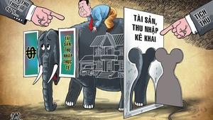 Tài sản bất minh: tịch thu hay đánh thuế rồi hợp thức hóa?
