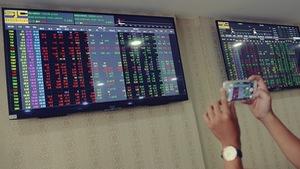 Cổ phiếu Vingroup tỏa sáng, VN Index tăng 27 điểm