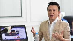 Ông Diệp Khắc Cường nói không sáng lập nhóm Ifan lừa 15.000 tỉ