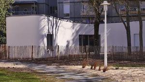 Nhà ở xã hội xây bằng công nghệ in 3D ở Pháp
