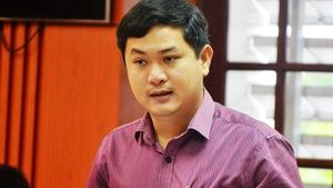 Ông Lê Phước Hoài Bảo được phân công làm chuyên viên
