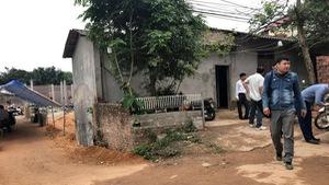 Xót xa đám tang bé trai bị người lạ mặt vào nhà sát hại