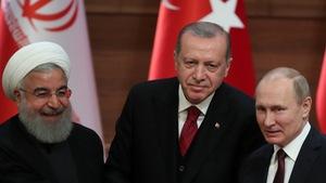 Ông Putin: Thế giới sẽ loạn nếu phương Tây tấn công Syria lần nữa