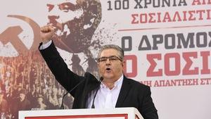 Mỹ cất vũ khí hạt nhân ở Hi Lạp?