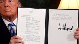 Mỹ rút khỏi thỏa thuận hạt nhân Iran: Không bất ngờ!