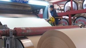 Giá giấy tăng vọt do khan hiếm bột giấy nhập từ Trung Quốc