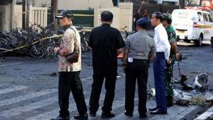 Gia đình đánh bom liều chết ở Indonesia từ Syria về