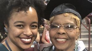 Cụ bà 92 tuổi lấy bằng cao đẳng thứ tư