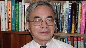 GS.TS khoa học Phan Đình Diệu qua đời ở tuổi 82