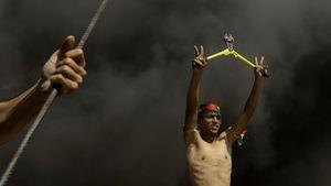 Người Palestine rùng rùng biểu tình chống Mỹ mở đại sứ quán ở Jerusalem