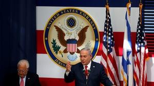 Ông Trump được ca tụng 'ngất trời' ở Jerusalem