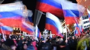 EU phạt 5 người tổ chức bầu cử tổng thống Nga ở Crimea