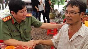 Bộ trưởng Công an gửi vòng hoa chia buồn với gia đình 'hiệp sĩ' Nguyễn Hoàng Nam
