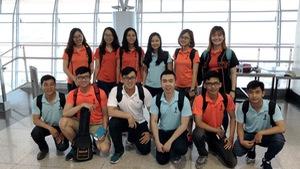 "Đội ICAEW Việt Nam tham dự cuộc thi ""SEA Business Challenge 2018"""