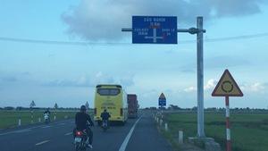 Tranh cãi về đường BOT một nơi trạm thu phí một nẻo ở Thái Bình