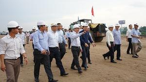 Cao tốc Trung Lương - Mỹ Thuận phải hoàn thành vào năm 2020
