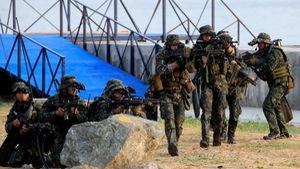 Philippines sẵn sàng chiến tranh nếu binh sĩ bị tổn hại trên Biển Đông