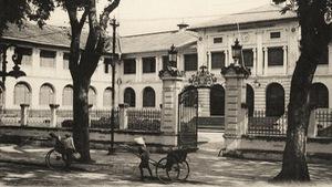 Từ dinh Thượng Thơ đến dinh Tổng thống Bogor