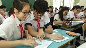 Học sinh tìm cách 'ứng phó' trước tỉ lệ chọi lớp 10 tăng đột biến