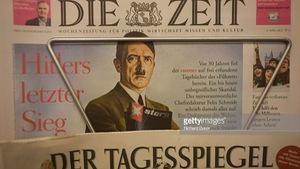 Toàn tập Nhật ký Hitler, bê bối tin giả lớn nhất làng báo Đức