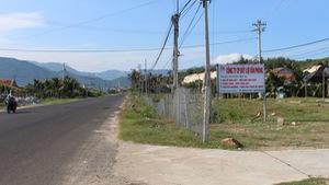 'Khẩn cấp' dừng chuyển quyền sử dụng đất tại Bắc Vân Phong