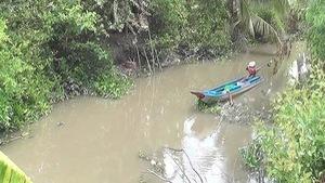 'Chích cá' trên kênh, người đàn ông bị điện giật chết