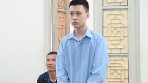 Nam sinh lớp 10 sát hại ông nội dã man lĩnh 18 năm tù