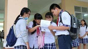 15h ngày 13-6 công bố điểm thi tuyển sinh lớp 10 TP.HCM