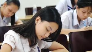 Trường trung học thực hành công bố điểm thi lớp 10